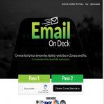 Correo electrónico temporal con EmailOnDeck