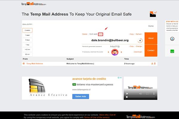 tamp mail