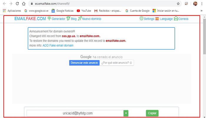 EmailFake