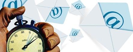 correos temporales
